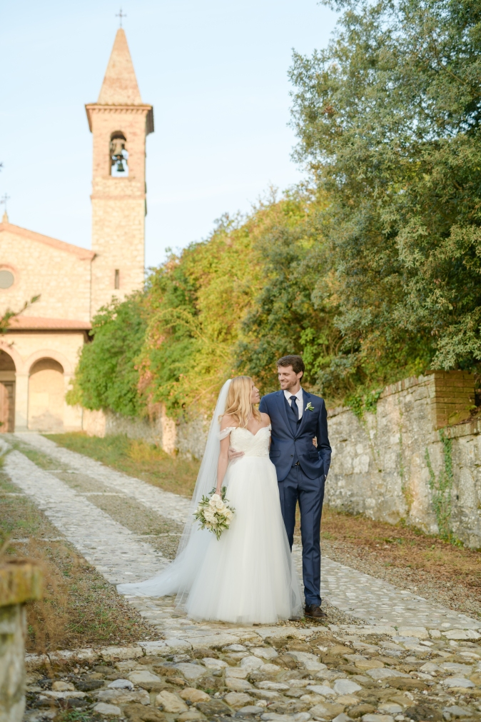 wedding ceremony in italy